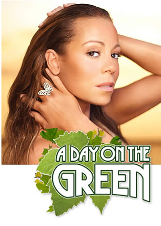 Mariah Carey A Day On The Green