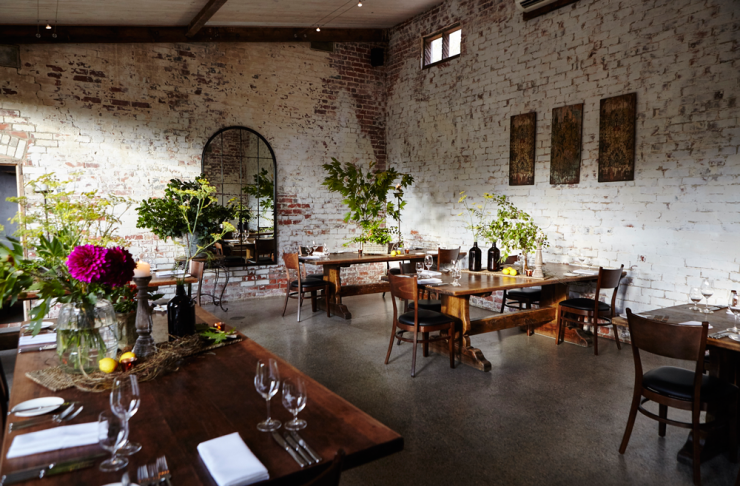 Stones of the Yarra Valley - restaurant